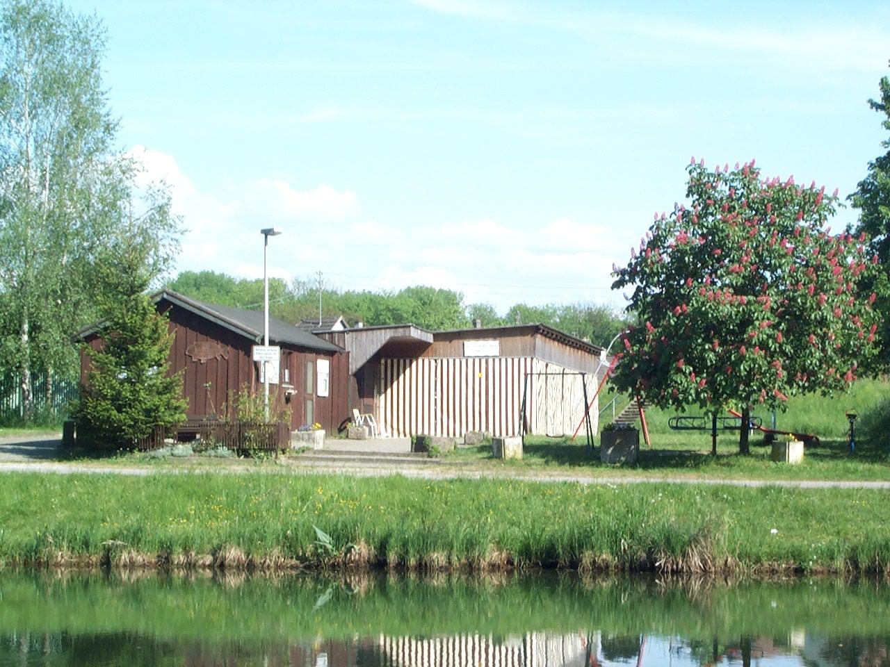 Vereinsheim alt